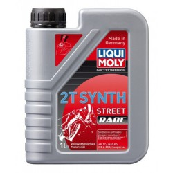 Liqui Moly Street Race 2T Synth Olej silnikowy syntetyczny 1l
