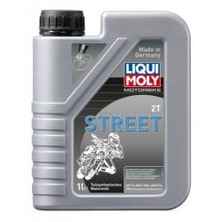Liqui Moly Motorbike 2T Street Olej silnikowy półsyntetyczny 1l