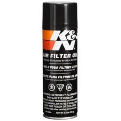 Olej do nasączania sportowych filtrów powietrza spray K&N 200 ml