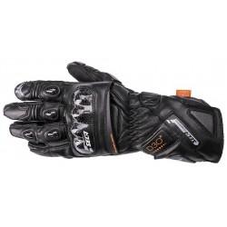 SECA TRACKDAY BLACK sportowe męskie rękawice motocyklowe