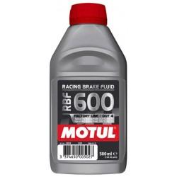 Płyn hamulcowy syntetyczny na tor sportowy MOTUL RBF 600 DOT4 500ml