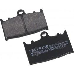 Klocki hamulcowe EBC FA158 KAWASAKI ZXR 400 89-90 ZXR 750 89-95