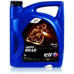 ELF MOTO 4 ROAD 10W40 olej silnikowy półsyntetyczny 4T 4L