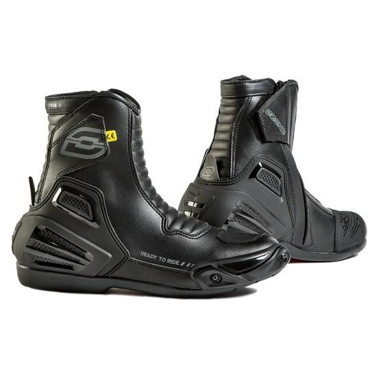 OZONE URBAN II BLACK krótkie sportowe męskie buty