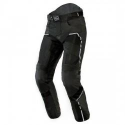 OZONE JET II BLACK letnie męskie spodnie motocyklowe