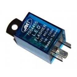 Uniwersalny przerywacz do kierunkowskazów LED 12V (0.1-130 W) 3 piny