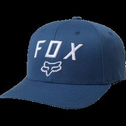 FOX CZAPKA DZIECIĘCA Z DASZKIEM BOYS LEGACY MOTH 110 BLUE