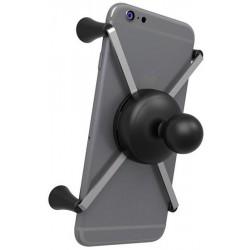 RAM MOUNT uniwersalny uchwyt X-Grip™ IV do dużych smartfonów z 1 calową głowicą obrotową
