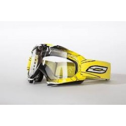Gogle croos enduro mx OZONE MUD ŻÓŁTE YELLOW
