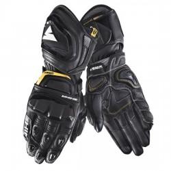 SHIMA VRS-2 BLACK sportowe męskie rękawice