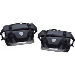 Leoshi boczne wodoodporne torby sakwy bagażowe 38l
