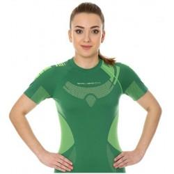 Koszulka termoaktywna z krótkim rękawem damska BRUBECK DRY