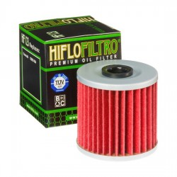 Filtr oleju HIFLOFILTROHF123 KAWASAKI ATV KL KZ