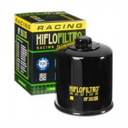 Filtr oleju HIFLOFILTRO HF303 RC RACING YAMAHA sportowy na tor torowy Katalog