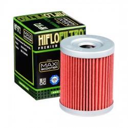 Filtr oleju HIFLOFILTRO HF972 Suzuki AN 250 AN 400 Burgman
