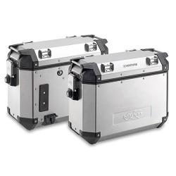 KAPPA KVE37APACK K-VENTURE aluminiowe kufry boczne 37l