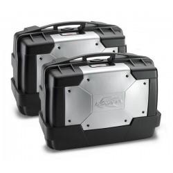 KAPPA KGR33 GARDA kufry boczne komplet 2 sztuki 33l