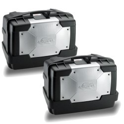 KAPPA KGR46 GARDA kufry boczne komplet 2 sztuki 46l