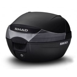 SHAD SH33 kufer centralny na jeden kask 33 l