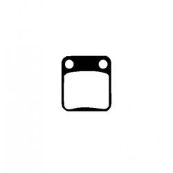 Klocki hamulcowe EBC FA047TT APRILIA AF1 125 RS50 RS125