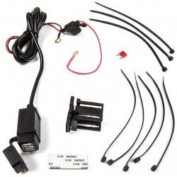 MOTOCYKLOWE GNIAZDO ZAPALNICZKI USB MUS05