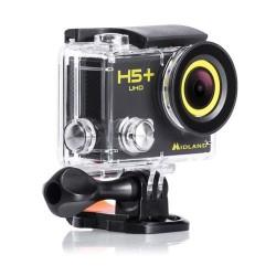 "MIDLAND KAMERA SPORTOWA H5+ UHD 2""LCD"