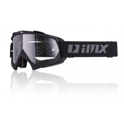 Gogle IMX MUD Black Matt szybka clear