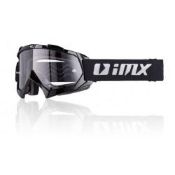 Gogle IMX MUD Black szybka clear
