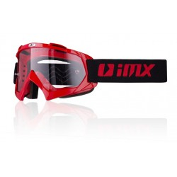 Gogle IMX MUD Red szybka clear