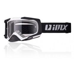 Gogle IMX DUST White/Black dwie szybki (jasna i ciemna)