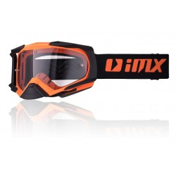 Gogle IMX DUST Orange/Black dwie szybki (jasna i ciemna)