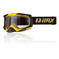 Gogle IMX DUST Yellow/Black dwie szybki (jasna i ciemna)