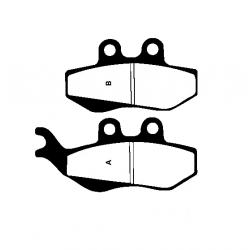 Klocki hamulcowe EBC SFAC194 PIAGGIO Beverly Hexagon Skipper Super 125 200 180 250 VESPA GT 125 200 Granturismo