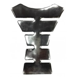 Tankpad naklejka osłona zbiornika CHROM