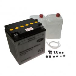Akumulator kwasowy JMT YB30L-B (CB30L-B) HARLEY DAVIDSON