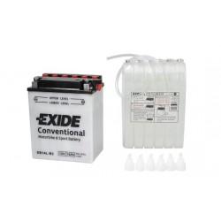 Akumulator kwasowy EXIDE YB14L-B2 (EB14L-B2) HONDA CBR VF VT KAWASAKI GPZ GT Z 650/750/1000 1982-