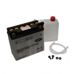 Akumulator kwasowy JMT 12N5,5-3B GILERA Dakota 350 500 VESPA P PX 80 125 150 200 PK 50