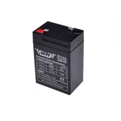 Akumulator żelowy OT4.5-6 ( GEL ) 4,5Ah 6 VOLT DS0105 do pojazdów elektrycznych