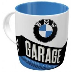 Kubek ceramiczny na prezent BMW GARAGE 43035 330ml