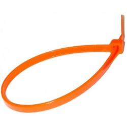 OPASKA opaski zaciskowe kablowe POMARAŃCZOWE KTM 200x4,8 mm 1 sztuk
