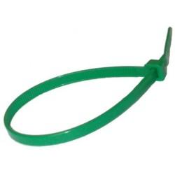 OPASKA opaski zaciskowe kablowe ZIELONE KAWASAKI 200x4,8 mm 1 sztuk