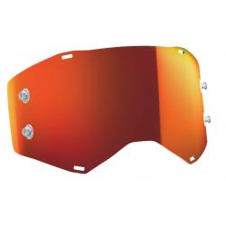 SCOTT szybka do gogli orange chrome PROSPECT / FURY