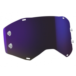SCOTT szybka do gogli purple chrome PROSPECT / FURY