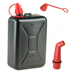 Kanister do przechowywania benzyny lub oleju 2L
