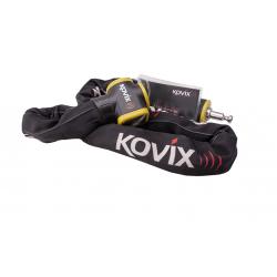 Łańcuch zabezpieczający z alarmem KOVIX KCL10-120