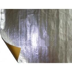 Samoprzylepna folia, osłona termiczna aluminiowa do owiewek 50x50