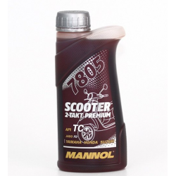 MANNOL 2T PREMIUM SCOOTER 0,5L 7805 DO DWUSUWA