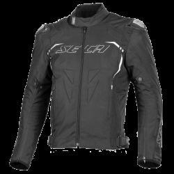 Kurtka motocyklowa tekstylna sportowa męska SECA REACTOR II