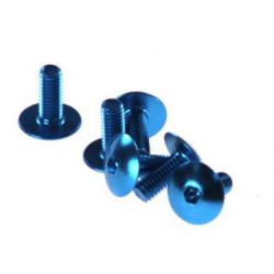 Aluminiowa śruba owiewki śruby śrubki do owiewek M6 /30