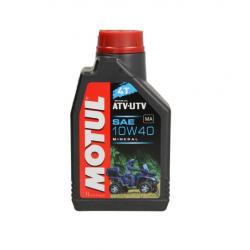 Olej silnikowy mineralny do quadów MOTUL ATV-UTV 4T 10W40 1litra